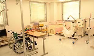 物理環境制御実習室