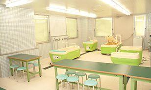 水治療法・装具加工実習室